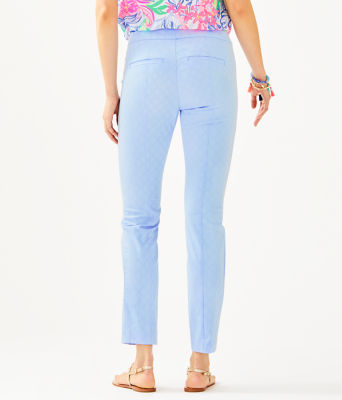 """29"""" Kelly Skinny Ankle Pant, Crew Blue Tint, large"""