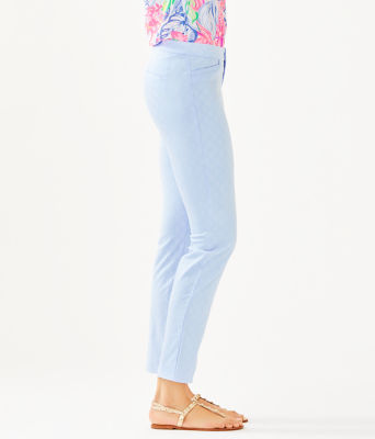 """29"""" Kelly Skinny Ankle Pant, Crew Blue Tint, large 2"""