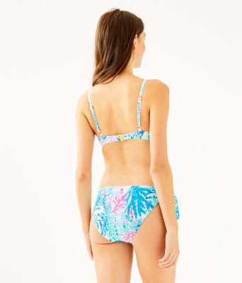 Floret Bikini Top, Multi Sink Or Swim, large