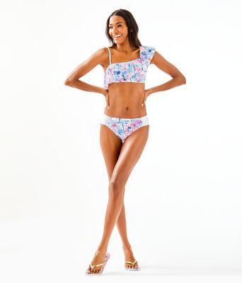 Novia Bikini Top, Crew Blue Tint Sea To Shining Sea, large 2