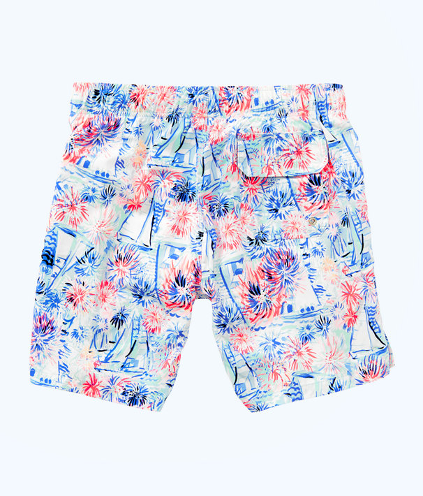 4173ef1625e421 ... Mens Capri Swim Trunks, Crew Blue Tint Sea To Shining Sea, large ...