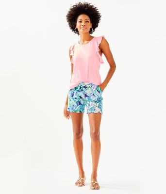 Lanette Top, Pink Tropics Tint, large 2