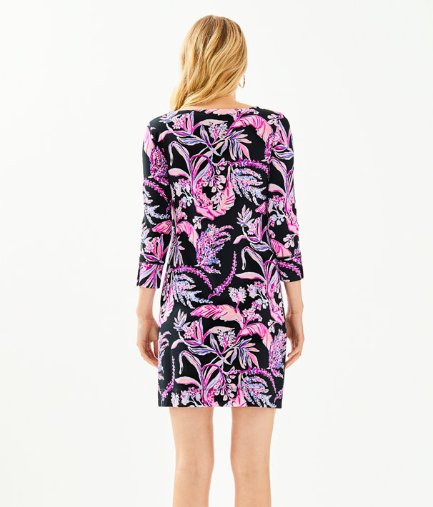 UPF 50+ Sophie Dress, Onyx Wild Within, large