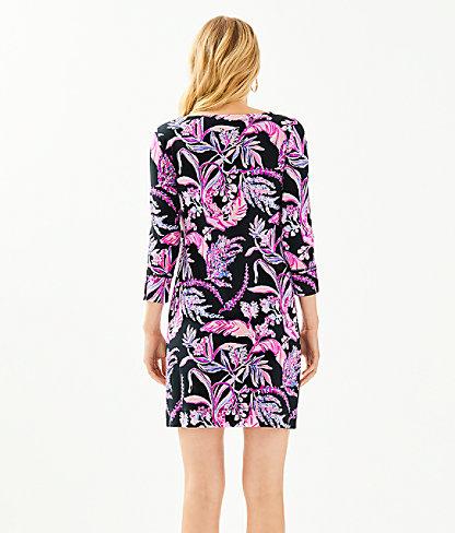 UPF 50+ Sophie Dress, Onyx Wild Within, large 1