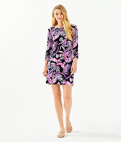 UPF 50+ Sophie Dress, Onyx Wild Within, large 3
