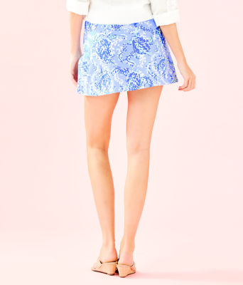 Madison Skort, Blue Peri Turtley Awesome, large 1
