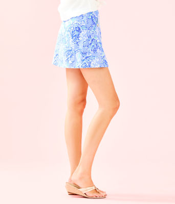 Madison Skort, Blue Peri Turtley Awesome, large 2