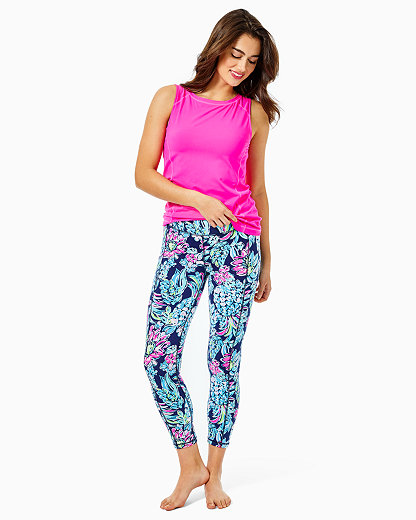Lilly Pulitzer NEW Chantal Raz Berry Hot Pink Stretch Dinner Pant $148 Size 0