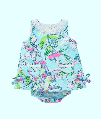 Baby Lilly Shift, Bali Blue Sway This Way, large