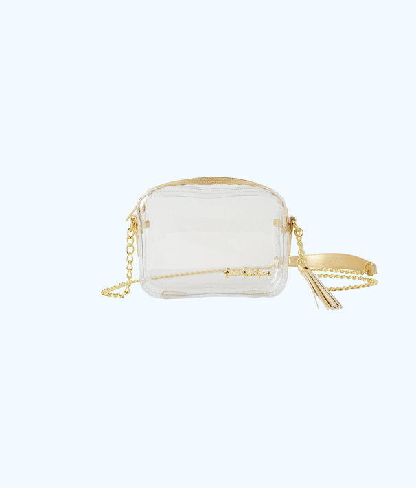 00b76447f48b Clear Crossbody Bag