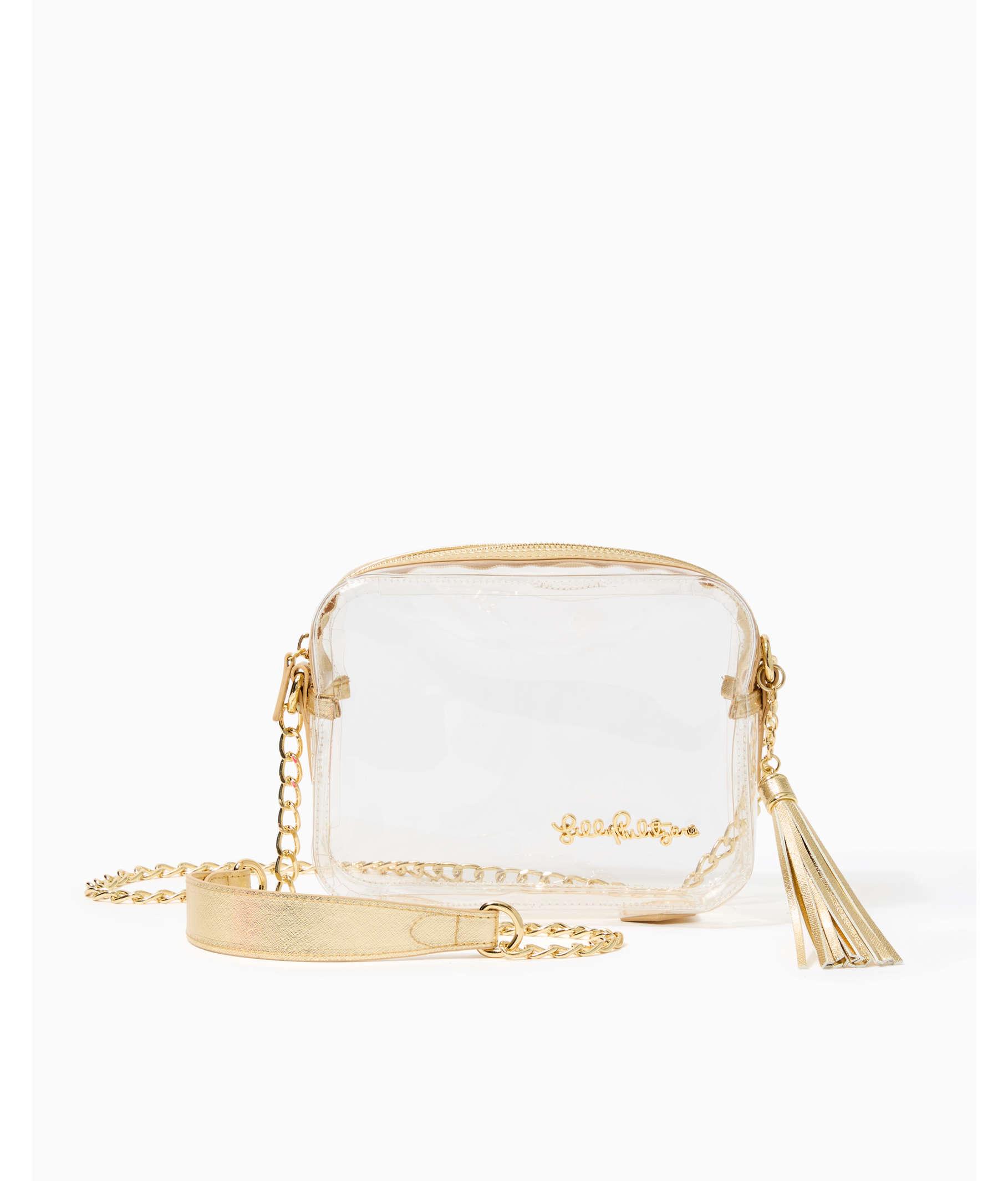 90bc4ba1f681 Clear Crossbody Bag