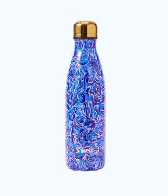 17 Oz Swell Bottle, Coastal Blue Swell Whispurr, large
