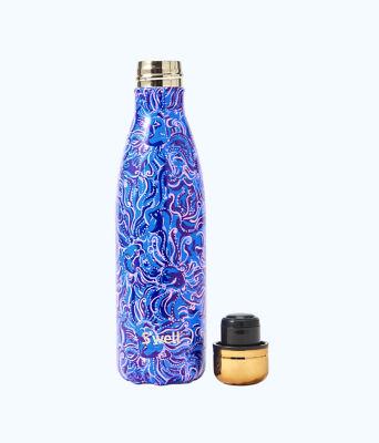 17 Oz Swell Bottle, Coastal Blue Swell Whispurr, large 1