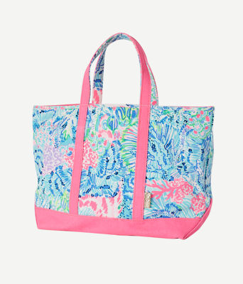 Mercato Tote, Multi Sink Or Swim, large