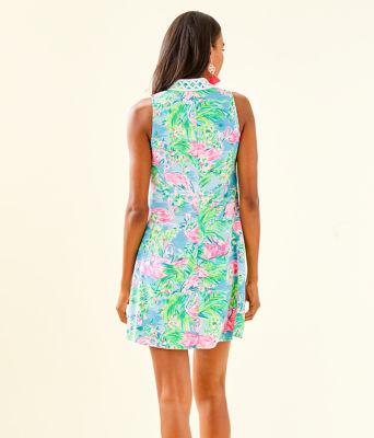 Jane Shift Dress, Multi Floridita, large