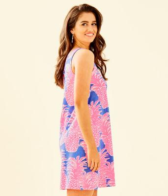 Kristen Dress, Blue Haven Little Flamenco, large 2