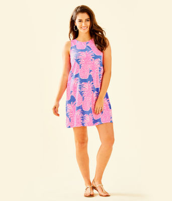 Kristen Dress, Blue Haven Little Flamenco, large