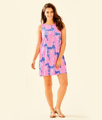 Kristen Dress, Blue Haven Little Flamenco, large 3