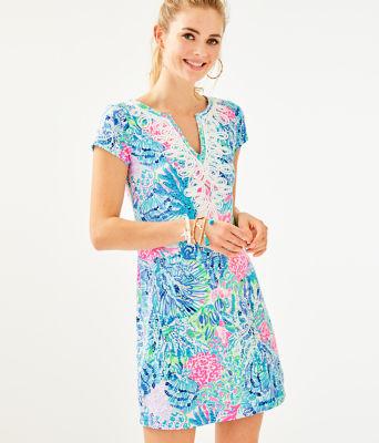 Brewster Dress, Multi Sink Or Swim, large