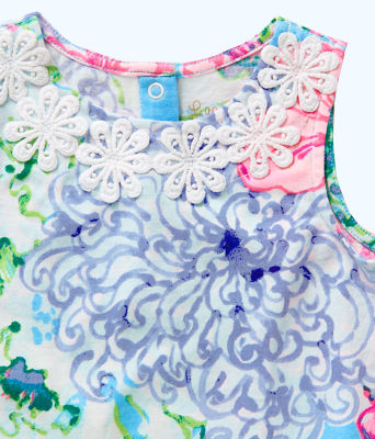 Baby May Bodysuit, Multi Special Delivery, large