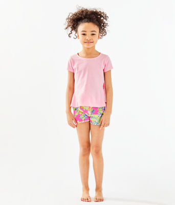Girls Cecile Short, Multi Squeeze The Day, large