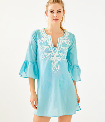 Piet Coverup, Light Aqua, large
