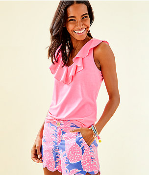 84d5697f Women's Tees, Tanks & Polos: Tops | Lilly Pulitzer