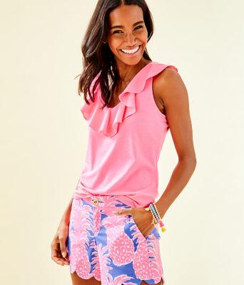 Alessa Top, Havana Pink, large