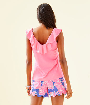 Alessa Top, Havana Pink, large 1