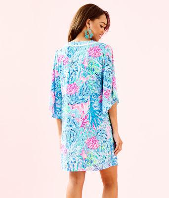 Delancey Dress, Multi Sink Or Swim, large 1