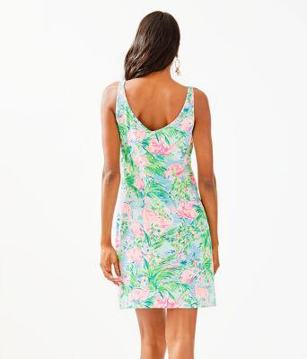 Adrianna Dress, Multi Floridita, large