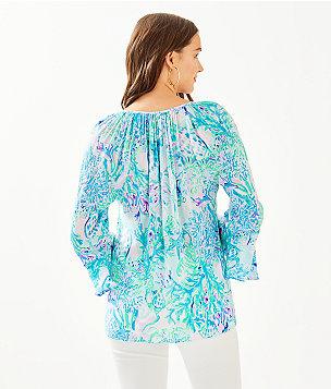db71e27219595b Women's Tunics & Shirts: Tops | Lilly Pulitzer