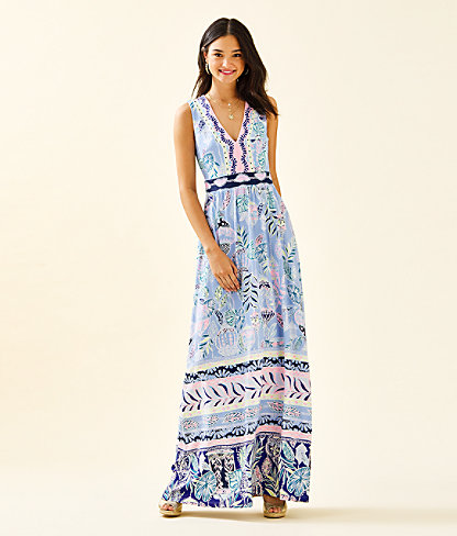 Mc Kinley Maxi Dress by Lilly Pulitzer
