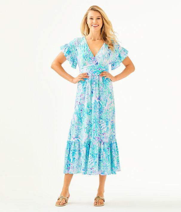 Jessi Midi Dress