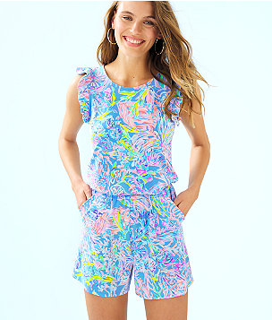 Patsi Romper, Multi All Together Now, large