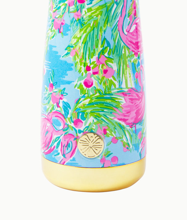 16 Oz Squeeze The Day Water Bottle, Multi Floridita Lp Bottle Small, large
