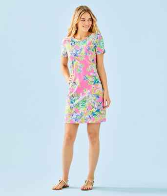 Declan Dress, Multi Squeeze The Day, large 3