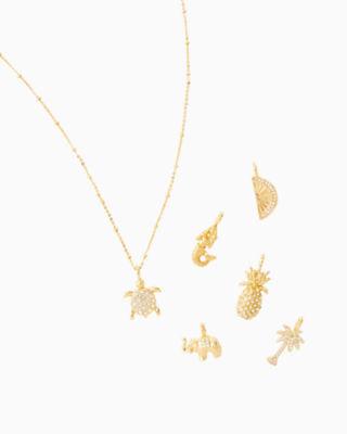 Large Custom Charm - Mermaid, Gold Metallic Large Mermaid Charm, large