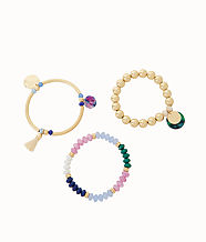 Craysea Bracelet Set, Multi, large