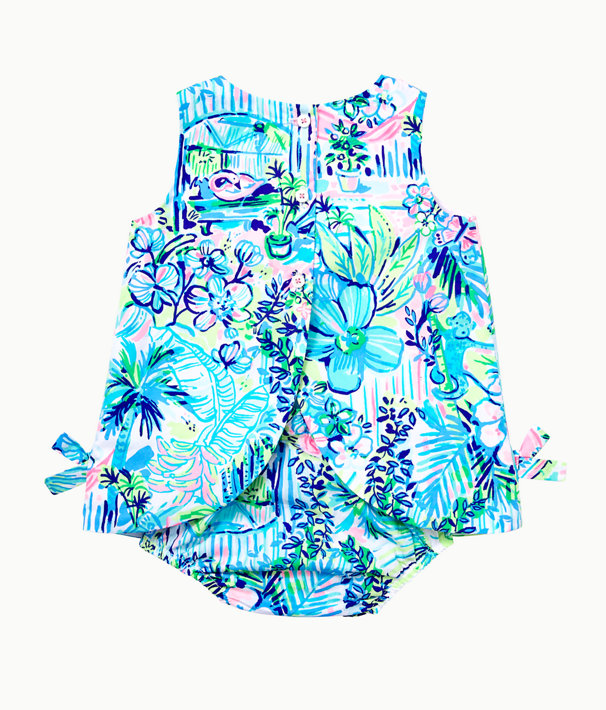 Baby Lilly Infant Shift Dress, Multi Lillys House, large