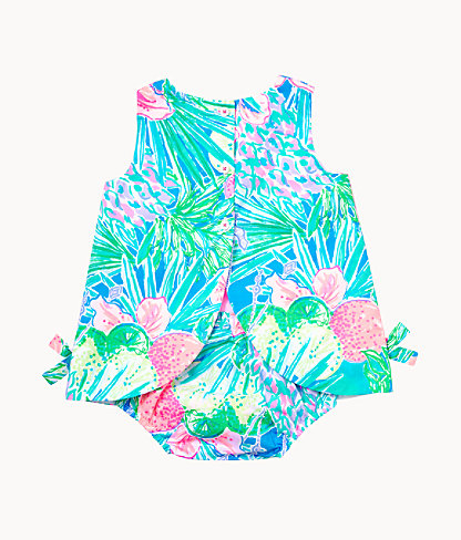 Baby Lilly Infant Shift Dress, Multi Swizzle In, large 1