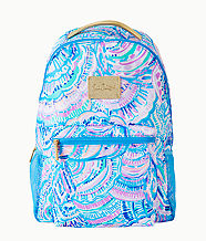 Bahia Backpack, Multi Happy As A Clam, large