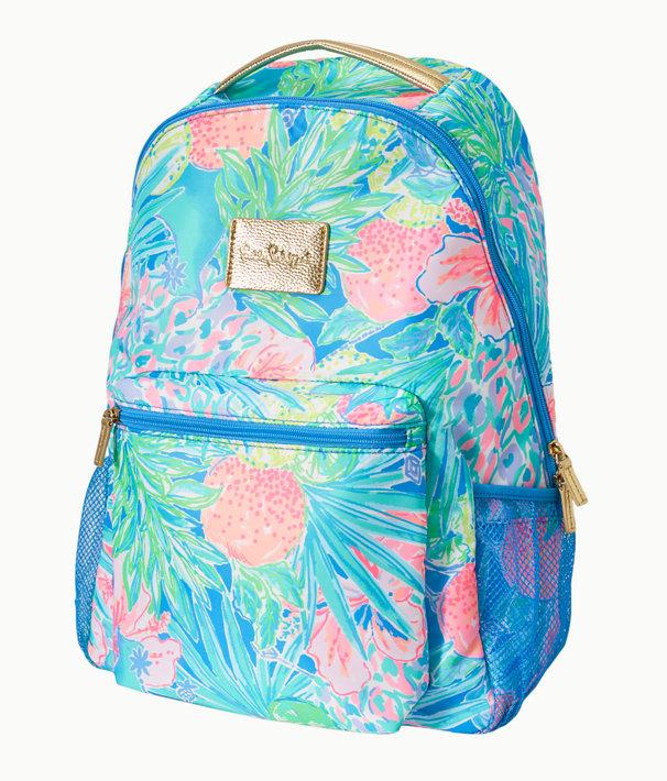 Bahia Backpack, Multi Swizzle In, large