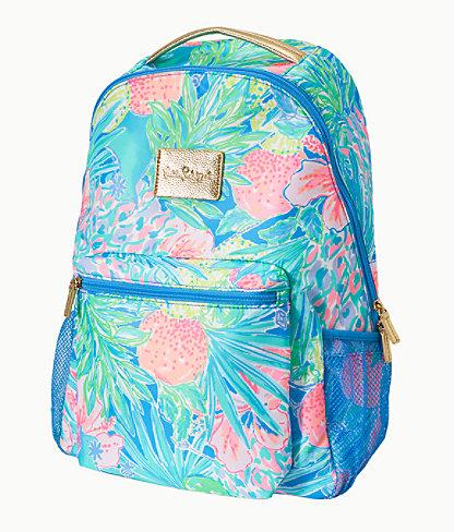 Bahia Backpack, Multi Swizzle In, large 0