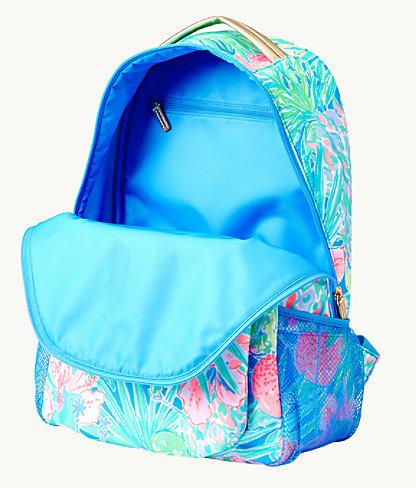 Bahia Backpack, Multi Swizzle In, large 2