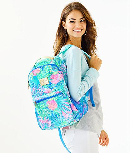 Bahia Backpack, Multi Swizzle In, large 3