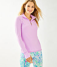 UPF 50+ Luxletic Marion Popover, Lilac Freesia, large