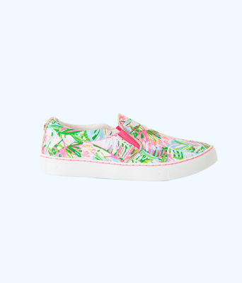 Julie Sneaker, Multi Pop Up Lilly Of The Jungle Accessories, large 1