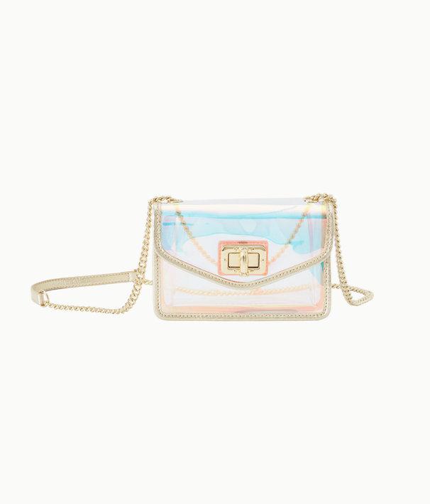 Miri Crossbody Bag, Iridescent, large
