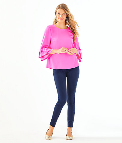 Christie Top, Mandevilla Pink, large 2